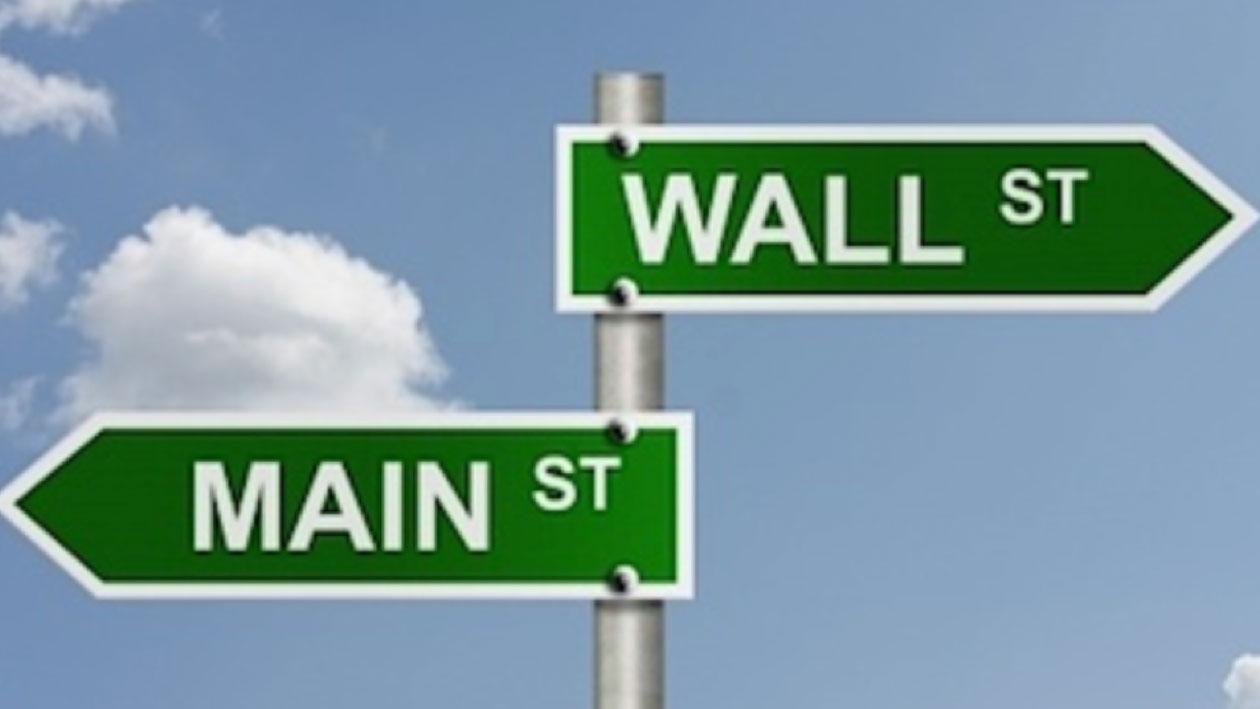 A Tale Of Two Retirement Strategies Wall Street Vs. Main Street